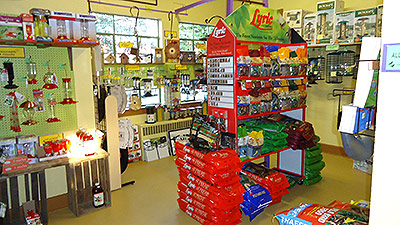 Bird Room Haines Farm and Garden SupplyHaines Farm and Garden Supply