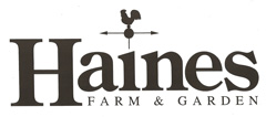 Home Haines Farm and Garden SupplyHaines Farm and Garden Supply